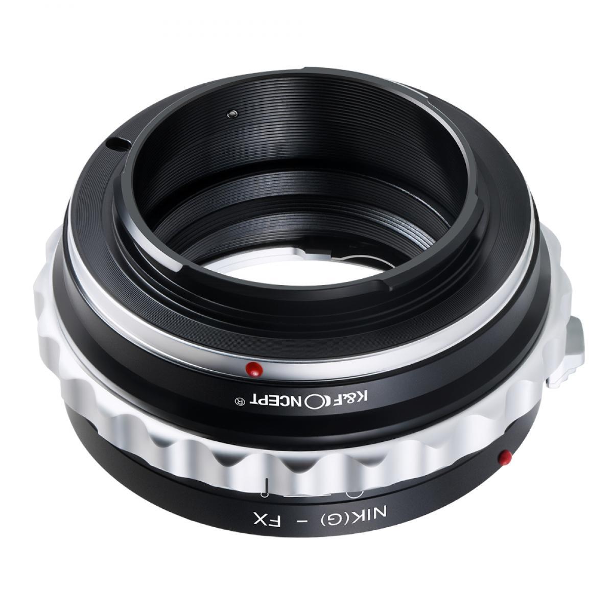 Nikon G/F/AI/AIS/D Obiettivi per Fuji X Adattatore